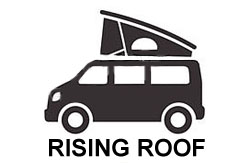 RISING-ROOF motorhomes for sale