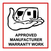 Manufacturer Warranty Work
